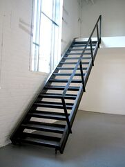 Metal Staircases Manufacturer